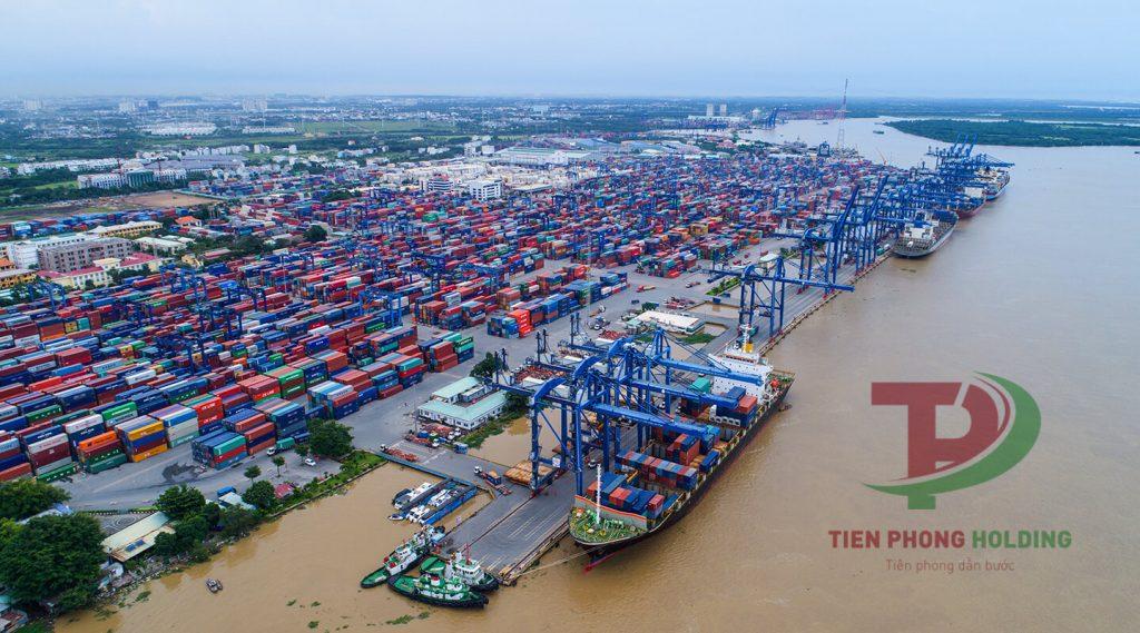 Cảng quốc tế cái mép thị vãi