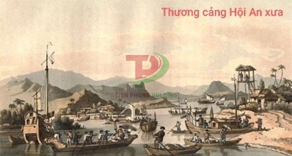 Thương cảng hội an 1800