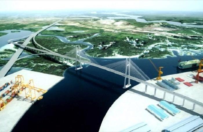 Cầu Phước An nối Cảng Phú Mỹ với TP Nhơn Trạch