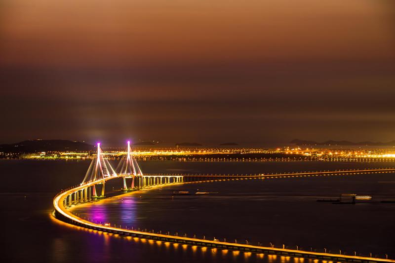 Cầu Incheon Hàn Quốc
