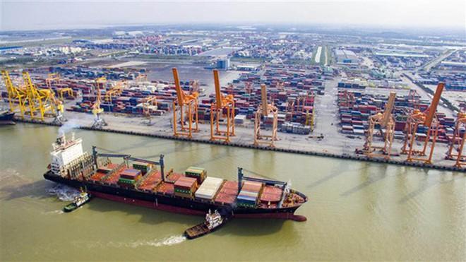 Cảng biển quốc tế Phú Mỹ Việt Nam