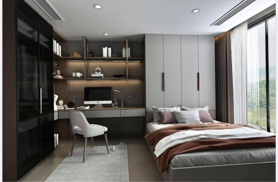 Thiết kế căn hộ The Beverly - Vinhomes Grand Park